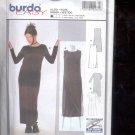Burda pattern 2632  Dress , Jumper   Sizes  10-12   14 Junior- 16 Junior uncut