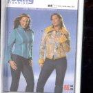 Burda pattern 8117   Jacket    Sizes  16-28  uncut