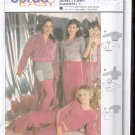 Burda pattern 9768 Jacket with or without  hood    Sizes    11- 16 junior- uncut
