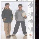 Burda pattern  9863  coordinates- jacket, pants, shirt  Sizes  7xl-12xl uncut