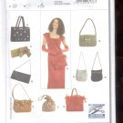 Burda pattern 8136  Women hand bags and shoulder bags - 9 styles uncut