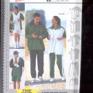 Burda pattern 3007 Unisex Coordinates- pants, top  shorts   uncut