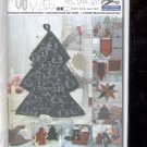 Burda pattern 8130 Christmas Decorations   uncut