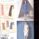 Simplicity Pattern 2053 H5 Misses Dresses in 2 lengths   sizes H5- 6-14 uncut