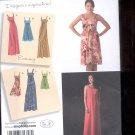 Simplicity Pattern 2882 Misses Dresses in 3 lengths  sizes  R5 14-22 uncut