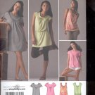 Simplicity Pattern 2934 Misses Mini-dress or tunic and top  sizes  H5-6-14 uncut