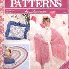 Crochet Patterns by Herrschners- Jan / Feb. 1989