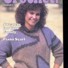 Hooked on Crochet- Number 5-  Sept./Oct..1987