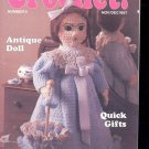 Hooked on Crochet- Number 6 Nov./Dec..1987