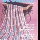 Hooked on Crochet- Number 9-  May/June 1988