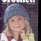 Hooked on Crochet- Number 11-  Sept./Oct..1988