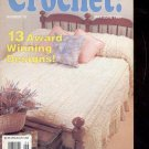 Hooked on Crochet- Number 15-  May/June1989