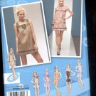 Simplicity Pattern 3507 Juniors dress   sizes  AA- 5/6 to-15/16 uncut