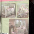 Simplicity Pattern 4627    Nursery Accessories  -  uncut