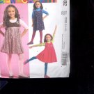 McCalls Pattern M5692-  Childrens and Girls Jumpers- size CDD   2-5  uncut