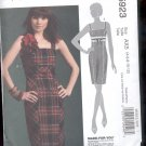 McCalls Pattern M5923- Misses Dresses, - size DD- 12-18 uncut