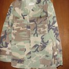 BDU's Woodland Camo Shirt- Medium- Regular (# 24)