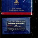 Avon Silk Finish eyeshadow single- Brushed Burgundy- NOS