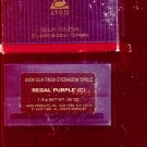 Avon Silk Finish eyeshadow single- Regal Purple- NOS