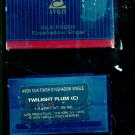Avon  Silk Finish eyeshadow single- Twilight Plum- NOS