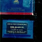 Avon  Silk Finish eyeshadow single- Cool Black- NOS