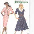 Butterick pattern 6102  Misses Dress Size 14-16-18
