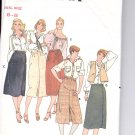 Butterick pattern 6345  Misses Skirt Size 6-8