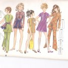 Butterick pattern 5690  Girls One piece dress, pantdress , pants,  Sash   Size 7