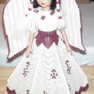 Plastic Canvas made Indian Princess Doll