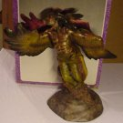 Soaring Spirit Indian Figurine approximately 15 inches tall