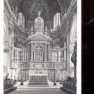 The Reredos St. Pauls Cathedral Postcard- (# 118)