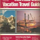 Central U.S.A. Vacation Travel Guide -1979 edition