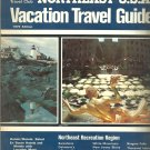 Northeast U.S.A. Vacation Travel Guide -1979 edition