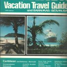 Caribbean  Vacation Travel Guide -1979 edition