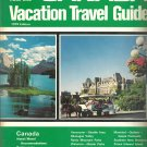 Canada  Vacation Travel Guide -1979 edition