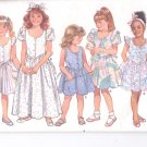 Butterick pattern  4885-  Childrens Dress-  Size 2-3-4