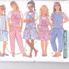 Butterick pattern  3984.-Girls Top, Jumper & Jumpsuit   Size 7-8-10