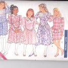 Butterick pattern  6860--  Girls Dress-  Size 7-8-10
