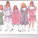 Butterick pattern  4061--  Girls Dress-  Size 7-8-10