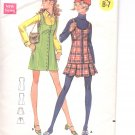 Butterick pattern  5592  Junior Petite & Misses Top, Skirt or jumper  Size 7 JP