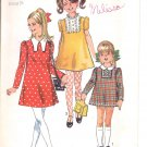 Simplicity pattern 8421  Childs ,  and Girls Dress   Size 6