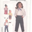 Simplicity pattern 7061  Childs Pants in three lengths and skirt-   Size 3