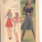 Simplicity pattern 6778   Misses  Skirt in three lengths-  Size 10