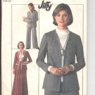 Simplicity pattern 7786   Misses Skirt, pants and jacket.-  Size 10