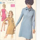 Simplicity pattern 7849   Misses   Dress-  Size  8