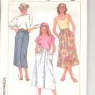 Simplicity pattern 8029   Misses  Skirts-  Size HH 6-8-10-12