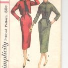 Simplicity pattern 2134   Jr. Misses and Misses Two piece suit-  Size 12