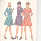 Simplicity pattern 6554 Junior  Petites and Misses Short Dress -  Size 8