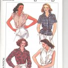 Simplicity pattern 9398   Misses    Shirts-  Size  18-20