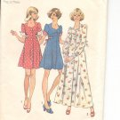 Simplicity pattern 6456   Young Jr. /Teens Dress-  Size  5/6